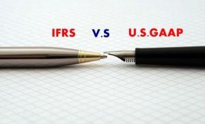 ความแตกต่างระหว่างมาตรฐานการบัญชี IFRS และมาตรฐานการบัญชี GAAP