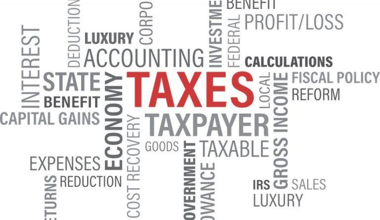 BA301 ภาษีอากร